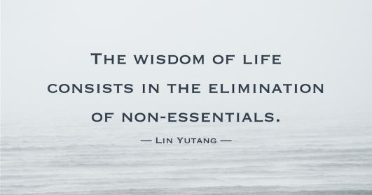 Lin Yu Tang Quote