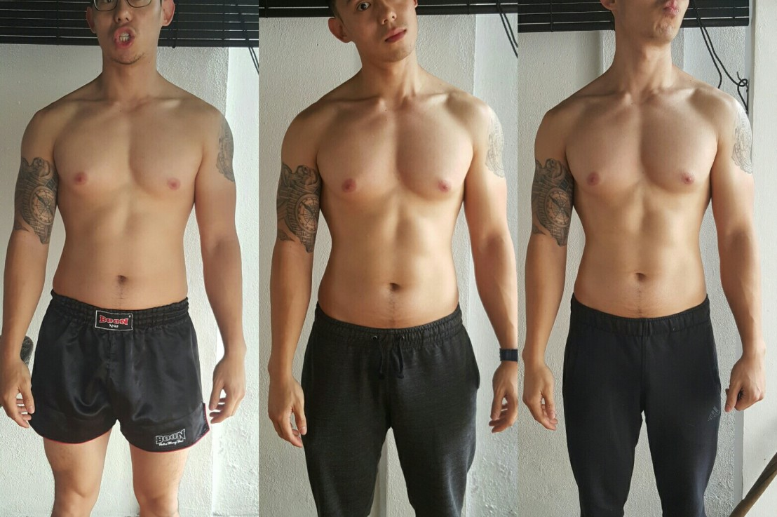 How I Lost 5kg eating Nasi Lemak for 30 days